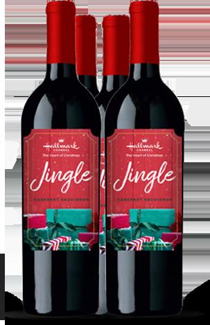 Cabernet Sauvignon Jingle Red Wine 4 Bottle Pack