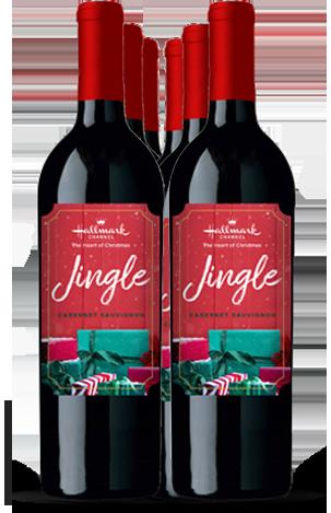Cabernet Sauvignon Jingle Red Wine 6 Bottle