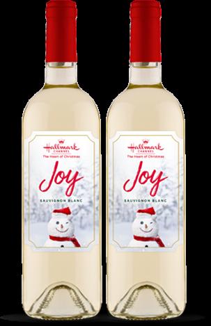 Sauvignon Blanc Joy White Wine 2 Bottle Pack