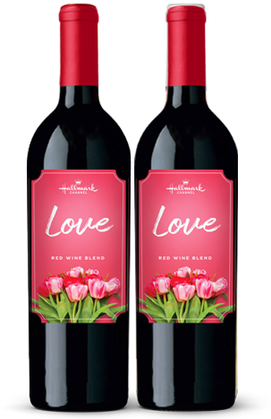 Love Red Wine Blend 2 Bottle Pack