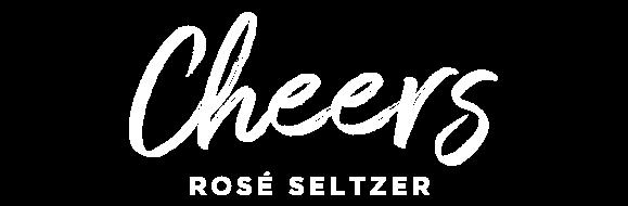 CHEERS - Rosé Rose Seltzer